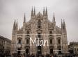 Voyage à Milan du 7 au 10 Décembre 2017